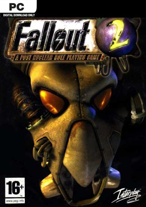 Fallout 2: A Post Nuclear Role Playing Game PC