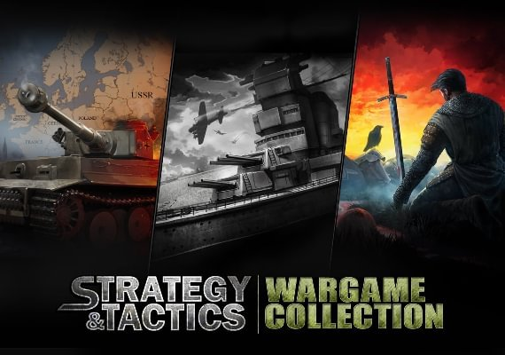 Strategy and Tactics - Wargame Collection