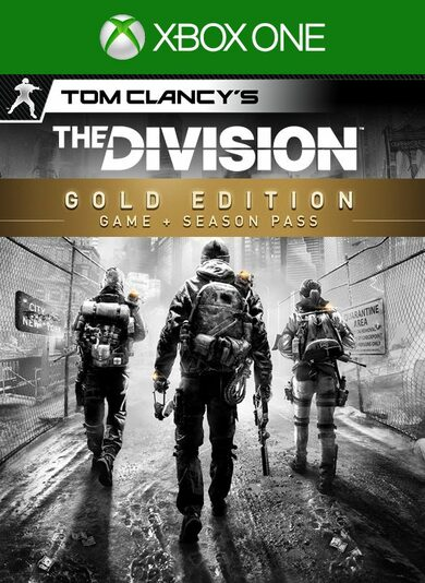 Tom Clancy's The Division (Gold Edition) (Xbox One) Xbox Live Key EUROPE
