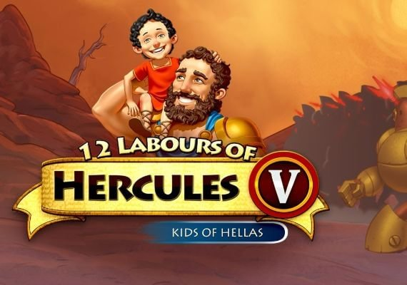 12 Labours of Hercules V Kids of Hellas - Platinum Edition