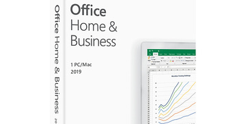 Microsoft Office 2019 Home and Business Retail