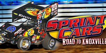 Sprint Cars Road to Knoxville (PC)